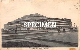 Sport Paleis - Deurne - Antwerpen