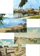 Suriname : 4 Cards - Surinam
