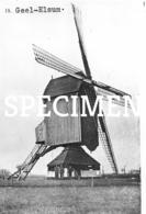 Foto Copy: 18 Molen Elsum -  Geel - Geel