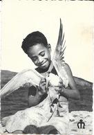Missions Maristes D'Océanie - Iles Fidji: Enfant à La Mouette - Carte N° 29 Non Circulée - Missionen