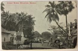 Street Scene, Mylapore, Madras - Inde