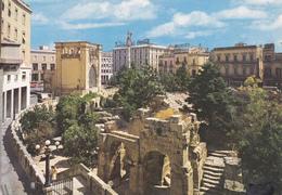 LECCE - RUDERI DELL'ANFITEATRO - INSEGNA PUBBLICITARIA BIRRA DREHER / COCA COLA - 1987 - Lecce
