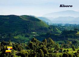 Uganda Kisoro Landscape New Postcard - Uganda