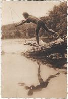 Missions Maristes D'Océanie - Pêche à L'arc Aux Iles Salomon - Carte N° 8 Non Circulée - Missionen