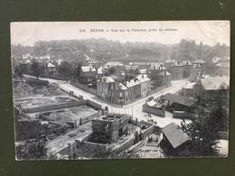 SEDAN-Vue Sur Le Palatinat Prise Du Château - Sedan
