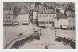 AC618 - VANNES - Place De L'Hôtel De Ville - Vannes