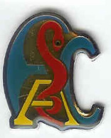 @@ Serpent Pin's Médical FAC De Médecine 2.4x2 @@med17a - Medical