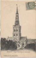 51 EPERNAY  Eglise Notre Dame En Construction - Epernay