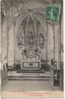 51 SAINT-ETIENNE-au-TEMPLE  Le Choeur De L'Eglise - Francia