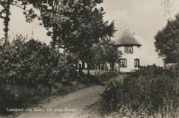 Steenwijk - Landgoed De Eese - De Witte Koepel  [EO-082 - Steenwijk