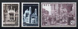BELGIQUE - YT N° 876 à 878 - Neufs ** - MNH - Cote: 42,00 € - Belgique