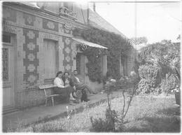 """Photo Du """"Clos Neptune """" Maison De Sotteville Sur Mer 19 Juin 1938 - Places"""