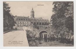 AC637 - VANNES - L'Ecluse De La Préfecture - Vue Sur L'Eglise St Patern - Vannes