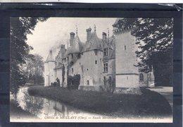 18. Château De Meillant. Façade Méridionale - Châteaumeillant