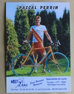 Cyclisme , Pascal Perrin , Cyclo Crossman De L'ASPTT Nancy, Habitant Corcieux Vosges - Wielrennen
