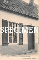 Geboortehuis Van Peter Benoit - Harelbeke - Harelbeke