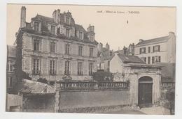 AC655 - VANNES - Hôtel De Limur - Vannes