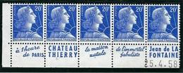 France - Thématique Marianne De Muller - N° 1011B ** - Type 1 - Timbre Pub - TTB - COIN DATÉ - Publicités