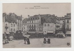 AC664 - VANNES - Place De L'Hôtel De Ville - Vannes
