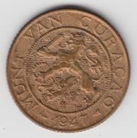 @Y@    Curacao  2 1/2  Cent  1947   ( 4581 ) - Curaçao
