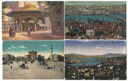 TURQUIE - Lot De 9 CPA - CONSTANTINOPLE - Turquie