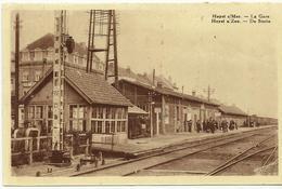 Heyst S/Mer La Gare  (12291) - Heist