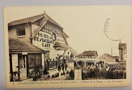 Colleville Plage L'hôtel De La Plages. Les Terrasses E6 - Frankrijk