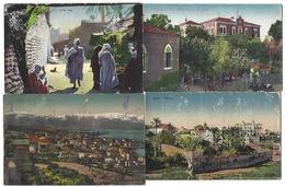 LIBAN - BEYROUTH - BEIRUT - Lot De 7 CPA - Années 1920 - Liban