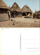SHILLUK HOMESTEAD,SUDAN POSTCARD - Sudan