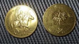 Hussar - 2009 POLAND - 2zł Collectible/Commemorative Coin POLONIA - Poland