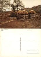 NUBA HOMESTEAD,SUDAN POSTCARD - Sudan