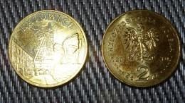 Polish Cities Katowice - 2010 POLAND - 2zł Collectible/Commemorative Coin POLONIA - Poland