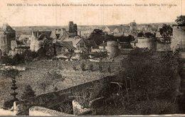 THOUARS  TOUR DE PRINCE DE GALLES  ECOLE PRIMAIRE DES FILLES - Thouars
