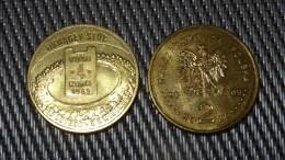 Elections 1989 - 2009 POLAND - 2zł Collectible/Commemorative Coin POLONIA - Poland