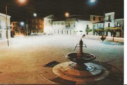 Pesco Sannita - Piazza Umberto I - La Fontana - Benevento - H6190 - Benevento