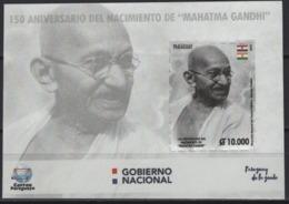 Paraguay (2019) - Block -  /  Gandhi Anniversary - Mahatma Gandhi