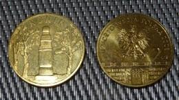Konin 2008 POLAND - 2zł Collectible/Commemorative Coin POLONIA - Poland