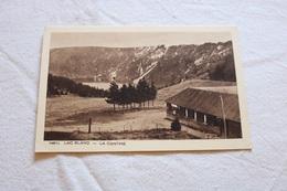 CPA/CPSM Lac Blanc, La Cantine, Vallée De Munster, Haut-Rhin, Alsace, Collection L'Alsace - Munster