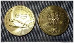Olympic Games Vancouver - 2010 POLAND - 2zł Collectible/Commemorative Coin POLONIA - Poland
