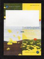 """Calendrier Petit  Format  2006 """"GROUPE LA POSTE """" - Calendriers"""