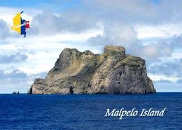 Colombia Malpelo Island UNESCO New Postcard - Colombia