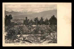 ESPAGNE - TENERIFE - JARDINES - GRAN HOTEL TAORO Y VILLA OROTAVA - Tenerife