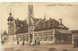 Harlebeke De Statie   (12329) - Harelbeke