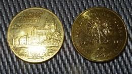 Polish Cities Kraków - 2011 POLAND - 2zł Collectible/Commemorative Coin POLONIA - Poland