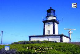 Set 6 Cartes Postales, Phares, Lighthouses Of Europe, France, Bonifacio, Le Phare De Pertusato - Vuurtorens