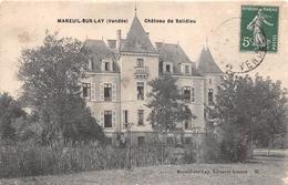 ¤¤  -   MAREUIL-sur-LAY    -   Chateau De Salidieu    -   ¤¤ - Mareuil Sur Lay Dissais