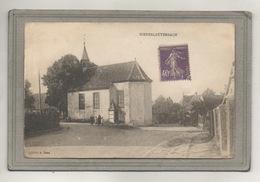 CPA - NIEDERLAUTERBACH (67) - Aspect Du Quartier De L'Eglise Dans Les Années 20 / 30 - Francia