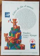 COLLECTION HISTORIQUE - YT N°3122 - CROIX ROUGE - 1997 - FDC