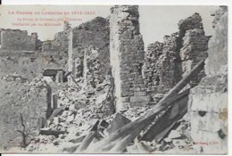 CPA 54 Vitrimont  1914 1918 - Oorlog 1914-18