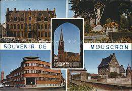 72312430 Mouscron Hotel De Ville Calvaire Dit Bon Di Qui Chufele Bassin De Natat - Belgien